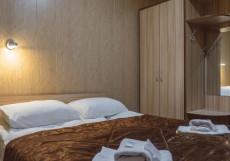 Bridge Mountain Красная Поляна | семейные номера | Сауна | с завтраком Стандартный двухместный номер с 1 кроватью