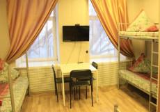 ЛЮСИ | м. Тульская, Шаболовская Койко-место в общем четырехместном номере для мужчин