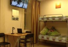 ЛЮСИ | м. Тульская, Шаболовская Койко-место в общем номере для мужчин с 6 кроватями