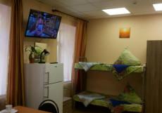ЛЮСИ | м. Тульская, Шаболовская Койко-место в общем восьмиместном номере для мужчин