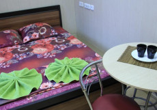 ЛЮСИ | м. Тульская, Шаболовская Бюджетный двухместный с одной кроватью