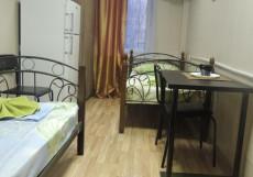 ЛЮСИ | м. Тульская, Шаболовская Двухместный эконом-класса с двумя отдельными кроватями