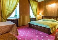 ГОСТЕВОЙ ДОМ РУБЛЕВЪ | м. Преображенская площадь Улучшенный двухместный с одной кроватью