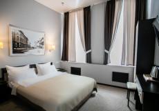 ХАНЗЕР (ЦАО | м. Сухаревская | с джакузи | парковка) Стандартный двухместный с одной кроватью
