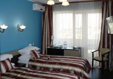 НОВОРОССИЙСК | В центре | На набережная | Панорамный вид Комфорт двухместный (2 кровати)