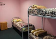 ГОСТИНЫЙ ДВОР НА ПОЛЯНКЕ | м. Полянка Койко-место в общем номере с 6 кроватями и общей ванной комнатой