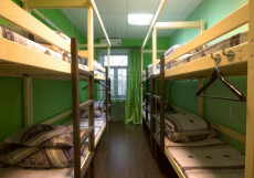 СССР | м. Арбатская Койко-место в общем номере для мужчин и женщин с 8 кроватями