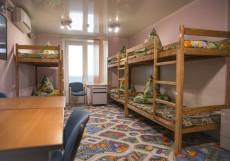 ХОСТЕЛ SV | м. Люблино Койко-место в общем номере с 4 кроватями