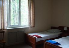 Загородный мини-отель Крона (Курортный район) Двухместный номер с 2 отдельными кроватями и душем