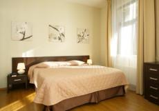 Апартаменты VALSET от AZIMUT Роза Хутор Апартаменты с кухней и гостиной (Корпус 1)