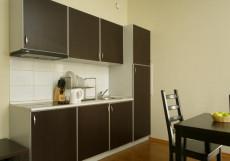 Апартаменты VALSET от AZIMUT Роза Хутор Апартаменты с 2 спальнями - Здание №4 «Дом»