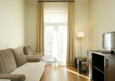 Апартаменты VALSET от AZIMUT Роза Хутор Апартаменты 1 спальня и кухня (Корпус 1)