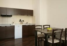 Апартаменты VALSET от AZIMUT Роза Хутор Апартаменты 1 спальня и кухня (Корпус 4)