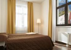 Апартаменты VALSET от AZIMUT Роза Хутор Апартаменты 2 спальни и кухня (Корпус 2)