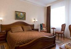 ЛЕСНОЕ Отель Заповедник | г. Малоярославец | Киевское шоссе Стандартный двухместный с одной кроватью