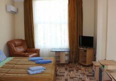 Илиада   Адлер   Чёрное море   Пляж Стандартный двухместный номер с 1 кроватью или 2 отдельными кроватями