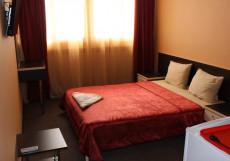 Илиада | Адлер | Чёрное море | Пляж Улучшенный двухместный номер с 1 кроватью и видом на море