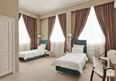 ФОРТИС - FORTIS (ТЦ Дубровка) Улучшенный двухместный с двумя отдельными кроватями