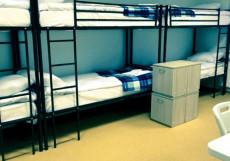 ПРИЮТ ПАНДЫ (размещение недорого) Кровать в общем номере с 10 кроватями