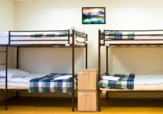 ПРИЮТ ПАНДЫ (размещение недорого) Кровать в 4-х местном номере