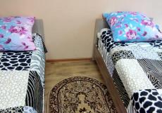 Филин и Сова | г. Владивосток | Сквер имени Семенова | Парковка Кровать в общем четырехместном номере для мужчин