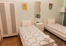 ТВЕРСКАЯ LOFT | м. Тверская Двухместный номере эконом-класса с одной кроватью или двумя отдельными кроватями и общей ванной комнатой
