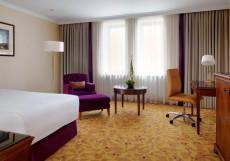 Марриотт Москва Ройал Аврора - Moscow Marriott Royal Hotel Делюкс