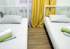 Хауз | м. Курская | Лялина Площадь | Wi-Fi | Стандартный двухместный номер с 1 кроватью или 2 отдельными кроватями