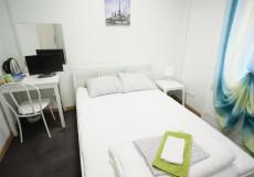 Хауз | м. Курская | Лялина Площадь | Wi-Fi | Двухместный номер эконом-класса с 1 кроватью или 2 отдельными кроватями