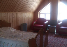 Звездный | Домбай | Гондольная дорога | Катание на лыжах | Сауна | Дом с 2 спальнями
