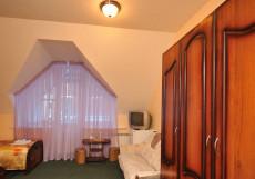 Фотон | Домбай | р. Аманауз | Катание на лыжах | Улучшенный двухместный номер с 1 кроватью
