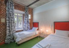БРОНЗОВЫЙ КАБАН | Воронеж Стандартный двухместный с одной кроватью или двумя отдельными кроватями