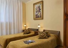ЛЕСНОЕ Отель Заповедник | г. Малоярославец | Киевское шоссе Стандартный двухместный с двумя отдельными кроватями