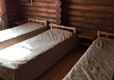 Богдана | Домбай | р. Аманауз | Сауна Бюджетный двухместный номер с 2 отдельными кроватями