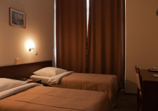 Новая Крепость | Ачинск | Ачинский краеведческий музей | Боулинг Двухместный номер с 2 отдельными кроватями и душем