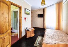 Gostiniy Dvor | Ачинск | Ачинский краеведчский музей | Сауна | Одноместный номер с ванной комнатой