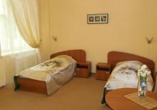 Славянка | Белгород | Соборная площадь | Парковка Двухместный номер с 2 отдельными кроватями