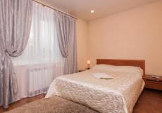 КВАРТИРОВ | Красноярск | центр Двухместный с одной кроватью и общей ванной комнатой