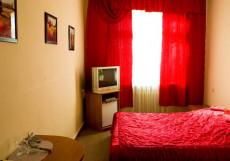 Под Телевышкой   г. Бийск   Нагорный сквер   Сауна   Двухместный номер эконом-класса с 1 кроватью или 2 отдельными кроватями