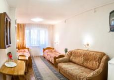 Рассветы над Бией | пос.Стан-Бехтемир | озеро Бедариха | Сауна | Двухместный номер с 2 отдельными кроватями