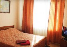 АББА | Бийск | Ленинградский сквер | Парковка | Двухместный номер Делюкс с 1 кроватью