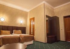 Мартон Олимпик (Бесплатная парковка, Ялтинский парк) Двухместный бизнес-класса с одной кроватью или двумя отдельными кроватями