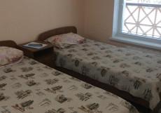 Вертикаль | пос. Новоабзаково | р. Малый Кизил | Сауна | Стандартный двухместный номер с 1 кроватью или 2 отдельными кроватями