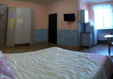 Отель М-53 | Ачинск | Набережная реки Мазулька | Сауна Семейный номер с ванной комнатой