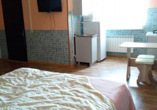 Отель М-53 | Ачинск | Набережная реки Мазулька | Сауна Двухместный номер с 1 кроватью