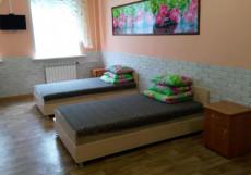 Отель М-53 | Ачинск | Набережная реки Мазулька | Сауна Улучшенный двухместный номер с 2 двуспальными кроватями