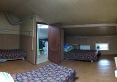 Отель М-53 | Ачинск | Набережная реки Мазулька | Сауна Четырехместный номер