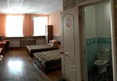 Отель М-53 | Ачинск | Набережная реки Мазулька | Сауна Улучшенный семейный номер