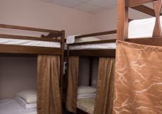 РУС-РОСТОВ | Росто-на-Дону Койко-место в общем шестиместном номере для мужчин и женщин