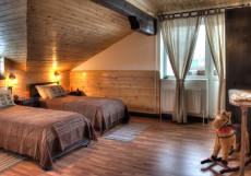 КУРШАЛЕ (в Сорочанах) Комфорт двухместный (2 кровати)